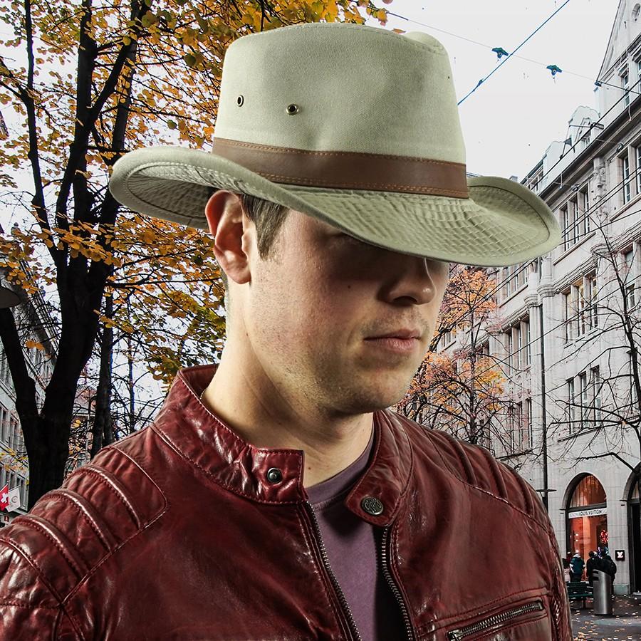 Pánský klobouk DPC Shapeable Outbak 7daeea889c