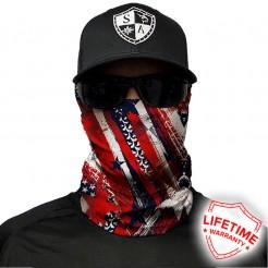 Multifunkční šátek SA USA