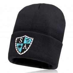 Pánská čepice SA Shield modrá