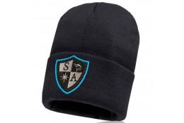 Pánská čepice SA Shield Outline modrá