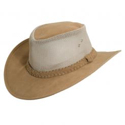 Pánský klobouk DPC Soaker Mesh Sides béžový