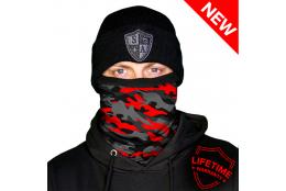 Termo šátek SA Fire Military Camo Fleece