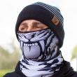 Termo šátek SA White Tiger Fleece