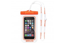 Vodotěsné pouzdro Seawag Smartphone bílé/oranžové