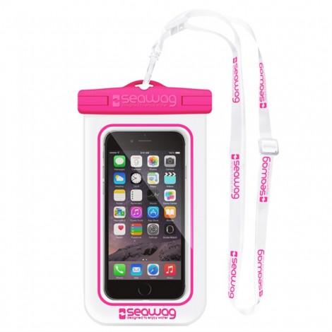 Vodotěsné pouzdro Seawag pro Smartphone v bílorůžové barvě