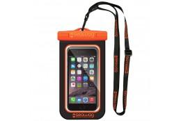 Vodotěsné pouzdro Seawag Smartphone černé/oranžové