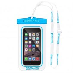 Vodotěsné pouzdro Seawag Smartphone bílé/modré