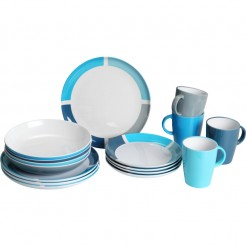 Melaminové nádobí Brunner Aquarius - Set Lunch Box