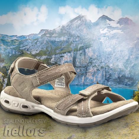 Dámské sandály Kyra Vent II Silver Stage Columbia 4cde9f3182