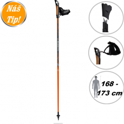 Nordic walking hole Guidetti VDF UT50 115 orange