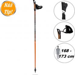 Trekingové hole Guidetti VDF UT50 115 oranžové