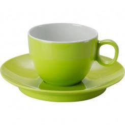 Hrnek Espresso Brunner zelený