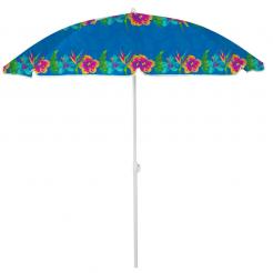 Plážový slunečník Copa Stripes květiny
