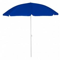 Plážový slunečník Copa Stripes tmavě modrý