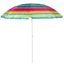 Plážový slunečník Copa Stripes barevné pruhy