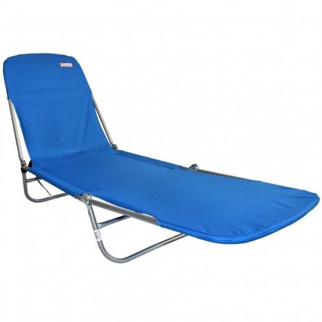 Plážové lehátko Copa Backpack tmavě modré