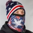 Termo šátek SA Twisted USA Fleece