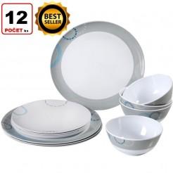 Melaminové nádobí Brunner Circles - Midday
