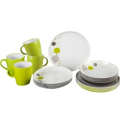 Melaminové nádobí Brunner Space - Set Lunch Box