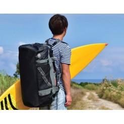Nepromokavá  taška OverBoard Adventure Duffel 90 l černá