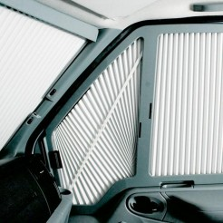 Remis boční okna Fiat Ducato od 07/2006 béžová