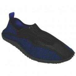 Pánské boty do vody Surf7 Zipper Two Tone žíhané modré
