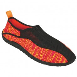 Dámské boty do vody Surf7 Active Zipper oranžové