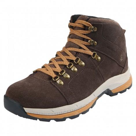 Pánské trekové boty Northside Larrabee MID Waterproof - kotníkové