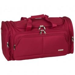 Cestovní taška D&N červená 51 l