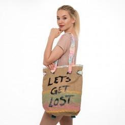 Plážová taška s karimatkou Kathy