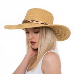 Dámský klobouk Cappelli Straworld Animal Print