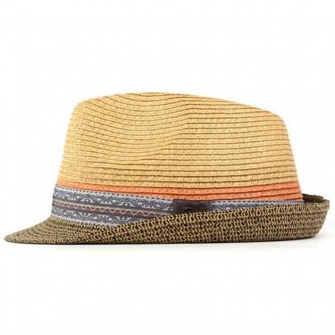 Pánský klobouk Santana Bliss béžový