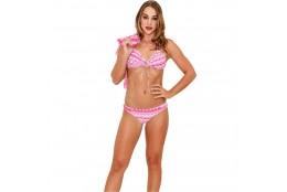 Dámské plavky La Moda Bikini růžové