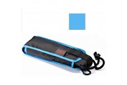 Cestovní deštník Dainty automatic světle modrý