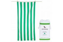 Rychleschnoucí osuška Dock&Bay Beach zelená XL