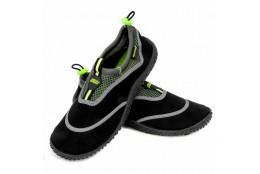 Pánské boty do vody Aqua Speed černošedé