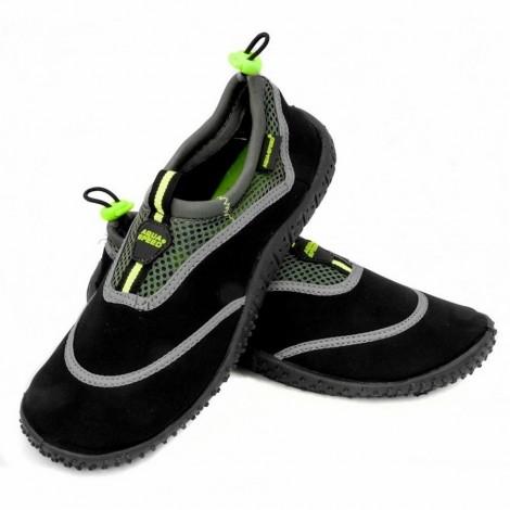 Dámské boty do vody Aqua Speed černošedé