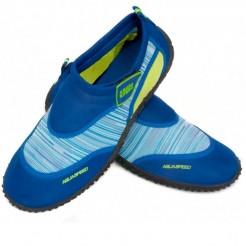 Pánské boty do vody Aqua Speed zelenomodré