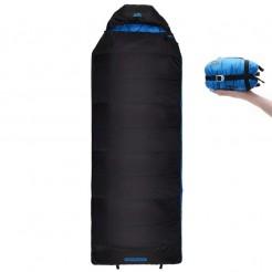 Letní spací pytel Qeedo Light Hitazo XL modrý - dekový