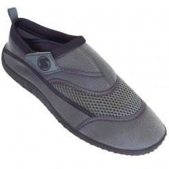 Pánské boty do vody Surf7 Velcro šedé