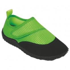 Dětské boty do vody Surf7 Velcro Aqua Shoes zelené