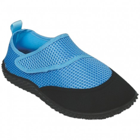 Dětské boty do vody Surf7 Velcro Aqua Shoes modré