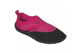Dětské boty do vody Surf7 Velcro Aqua Shoes růžové
