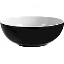 Salátová mísa Brunner Serenade černá- průměr 23,5 cm