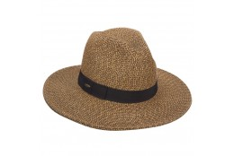Dámský klobouk Scala Helena hnědý