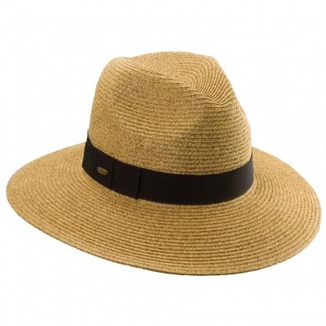 Dámský klobouk Scala Helena béžový