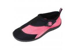 Dámské boty do vody Surf7 Velcro oranžové