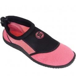 Dámské boty do vody Surf7 Slip on II. oranžové