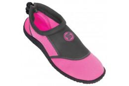 Dámské boty do vody Surf7 Slip on II. růžové