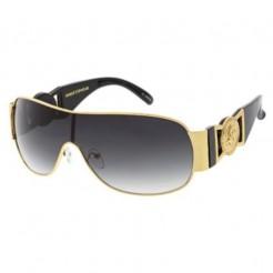 Sluneční brýle Zaqara Sofia černé